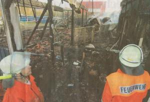Brand Schwedenhaus